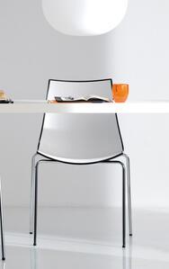 3D-colour Chaise bicolore