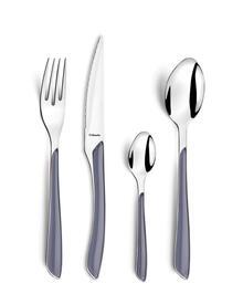 Eclat Fourchette de table - gris