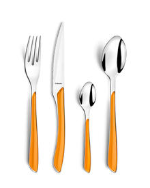 Eclat Fouchette de table - orange