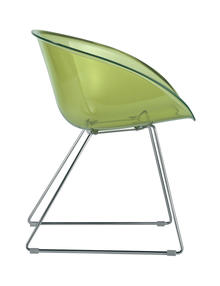 Gliss Chaise - Acrylique